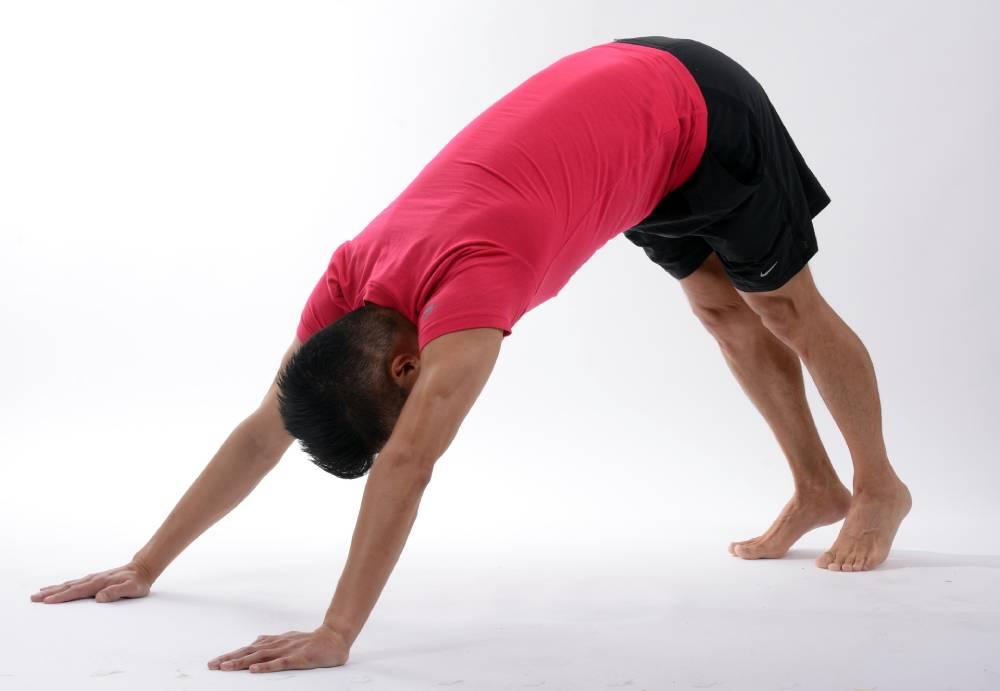 boľavý chrbát cvičenie